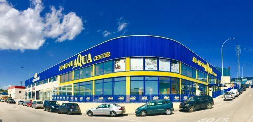 JuJuJu Aquacenter en Benissa - Exposición de más de 2000 m2 www.jujujuaquacenter.com