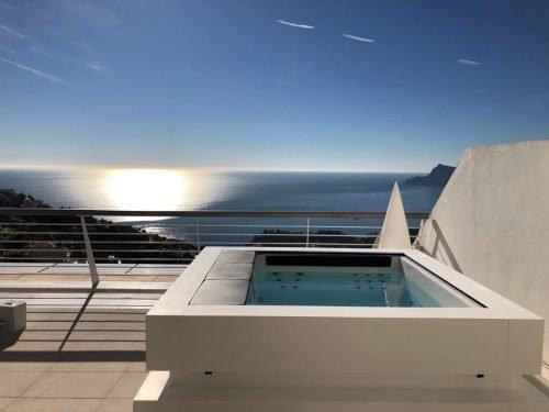 Spa - Whirlpool by JuJuJu Aquacenter en Benissa (Alicante - Costa Blanca)