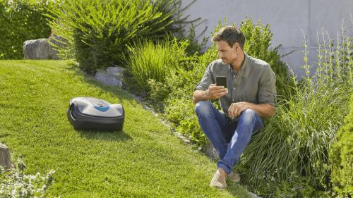 SMART - garden robot de gardena en JuJuJu Aquacenter en Benissa - Costa Blanca