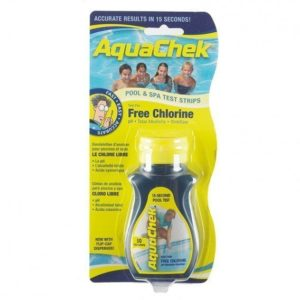 aquachek amarillo tiras de analisi de agua by jujuju aquacenter
