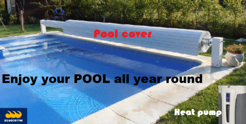 enjoy your pool - JUJUJU Aquacenter in Benissa (Spain)