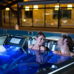 Wellness (Spa - Whirlpool - Sauna)