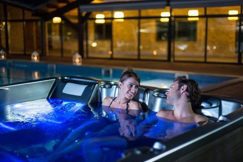 wellness & bienestar ( spa y sauna) en JuJuJu Aquacenter de Benissa - Costa Blanca