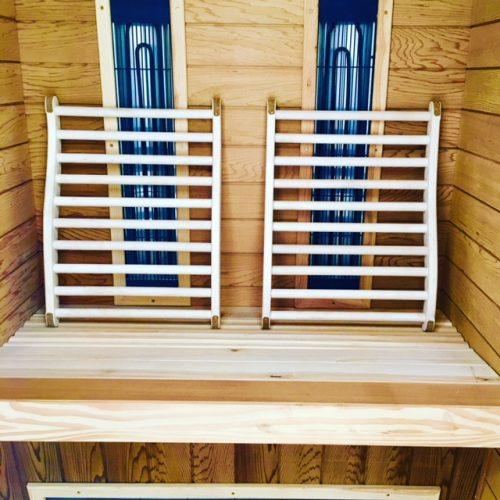 Infrarot - Kabinen und Saunas im JuJuJu Aquacenter in Benissa - Spanien