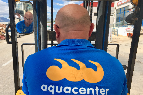 Team jujuju aquacenter - Benissa en la Costa Blanca