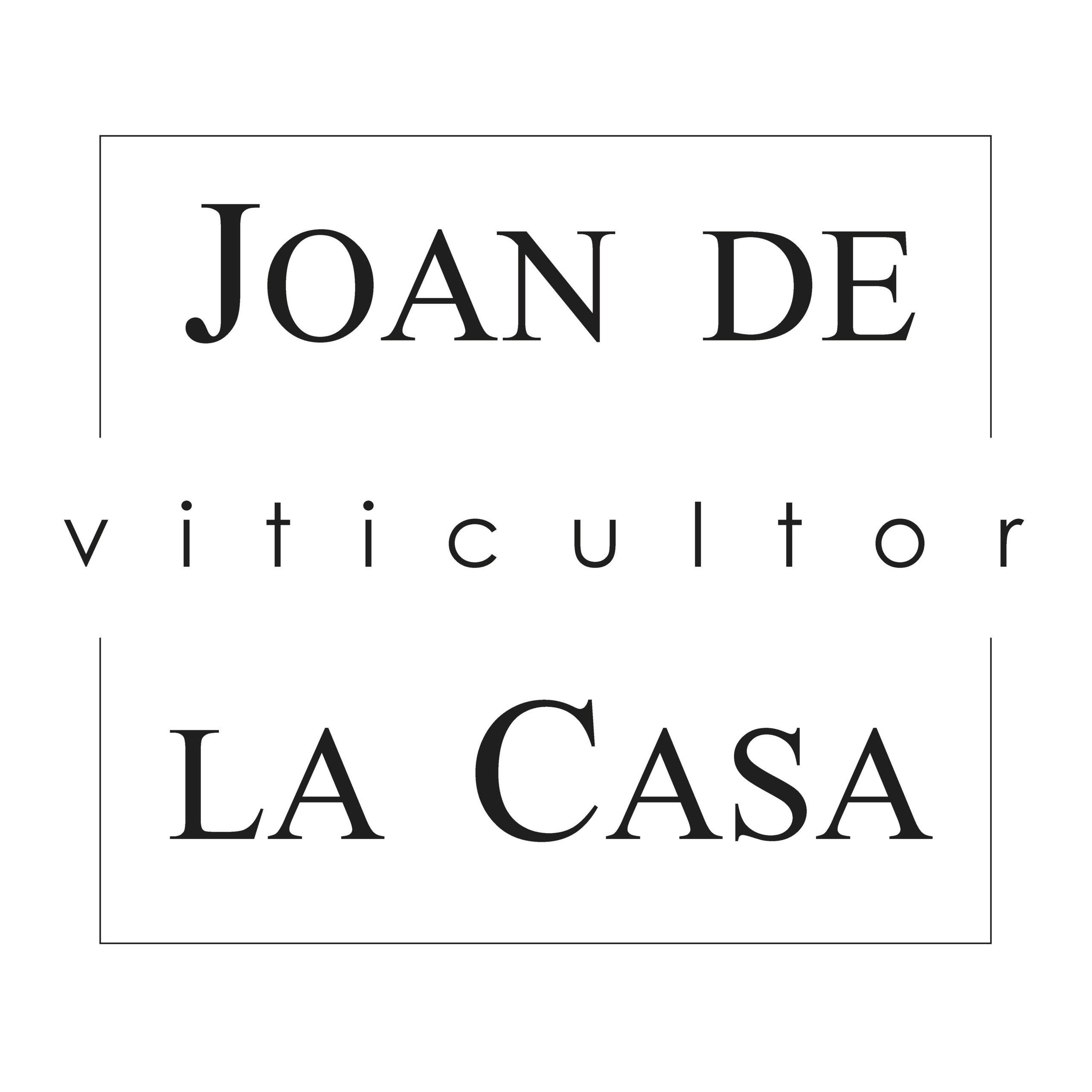 Viticultor Joan de la Casa – Benissa