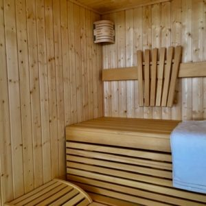 Sauna Elegance de Ruku en JuJuJu Aquacenter Benissa Alicnte