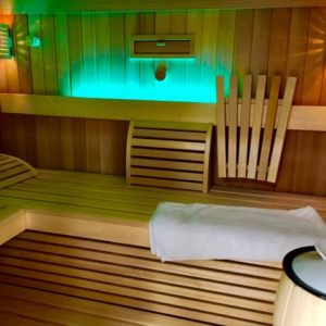 Sauna Thermium 3x1 by JuJuJu Aquacenter in Benissa - Spain - Spanien - Espagne