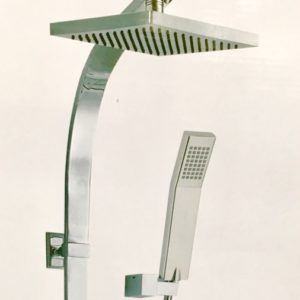 Thermostatic Shower System kuadrat - JuJuJu Aquacenter in Benissa
