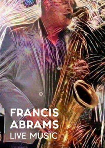 francis abrams saxo live music at jujuju aquacenter benissa