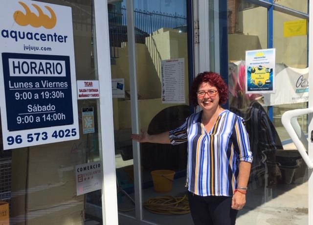 Puertas abiertas 2019 en JuJuJu Aquacenter en Benissa