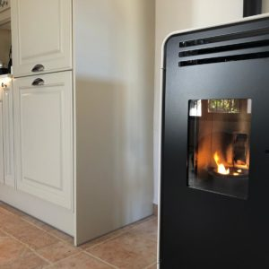 Stoves (Pellets-Firewood-Gas-Electric)