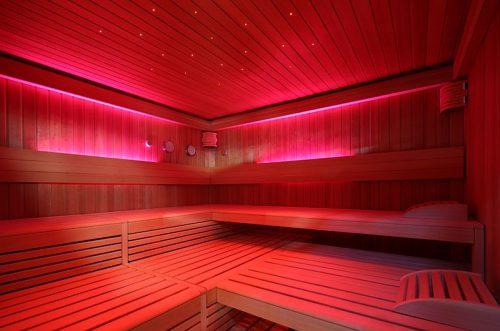 Ruku Sauna Thermium mit Infrarot bei JuJuJu Aquacenter - Benissa - Spanien - Spain