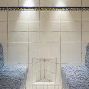 dampfbad en jujuju aquacenter por ruku