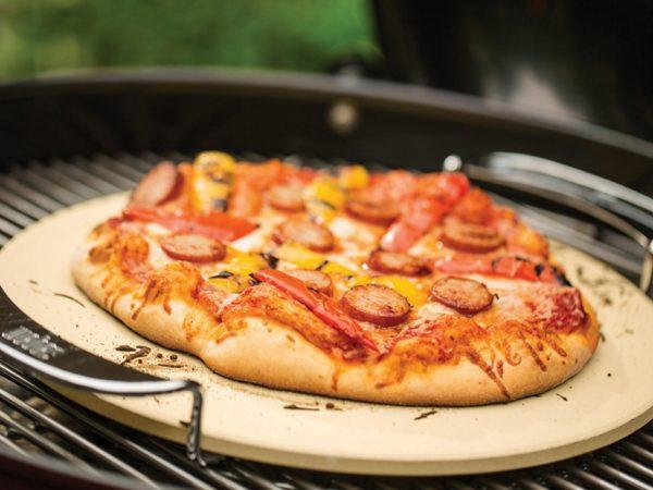 Piedra para pizza gourmet weber en jujuju aquacenter benissa alicante