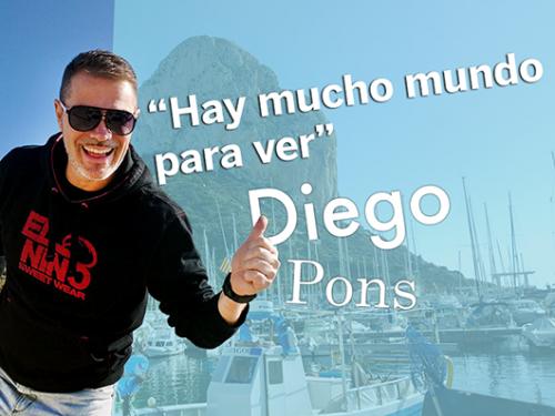 Diego Pons - Ganador del #BloggueroGold de American Express visita JuJuJu Aquacenter en Benissa - Foto de latitudamex.es