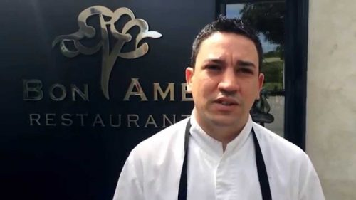 Alberto Ferruz del restaurante Bon Amb ofrece una charla el 6 de marzo en JuJuJu Aquacenter en Benissa