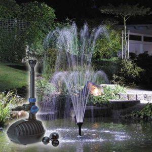 Bombas para Juegos acuáticos y fuentes de OASE en JuJuJu Aquacenter en Benissa - Alicante