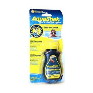 aquacheck amarillo - stripes - water analysis for swimming pools at jujuju aquacenter benissa