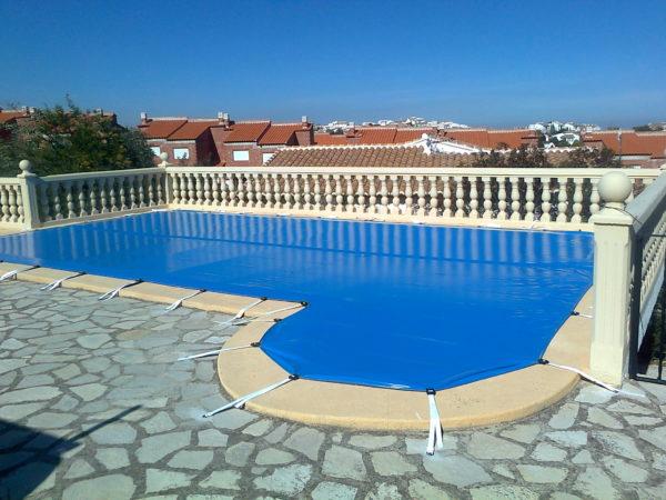 Cubierta de piscina invierno - jujuju aquacenter en benissa costa blanca