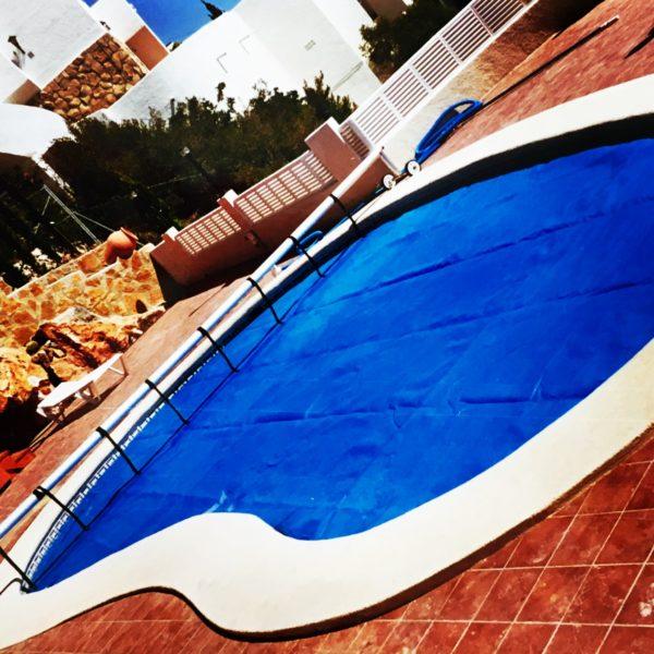 Cubierta solar de piscina - jujuju aquacenter benissa alicante