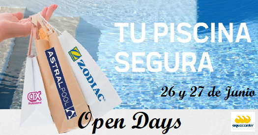 open days en jujuju aquacenter benissa