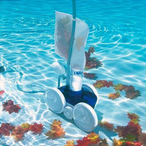 limpiafondos de piscina polaris en jujuju aquacenter benissa