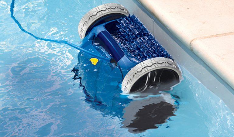 ¿Esclavo de tu piscina? Disfruta de tu piscina con la ayuda de un Pool-Robot