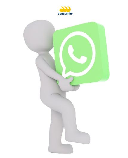 WhatsApp jujuju aquacenter