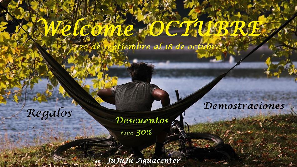 Welcome OTOÑO : Regalos-Demostraciones-Ofertas