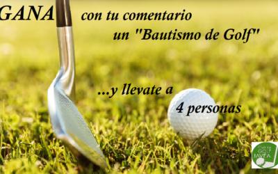 GANA un Clinic de Golf en el Club de Golf Jávea y llévate 4 personas