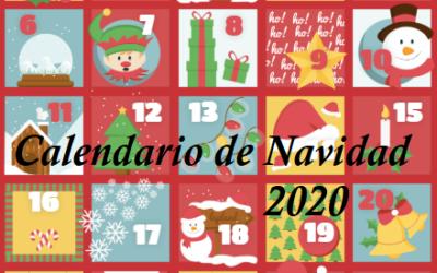 Calendario de Navidad 2020 – Del 1 al 25 de diciembre más de 50 REGALOS en JuJuJu Aquacenter