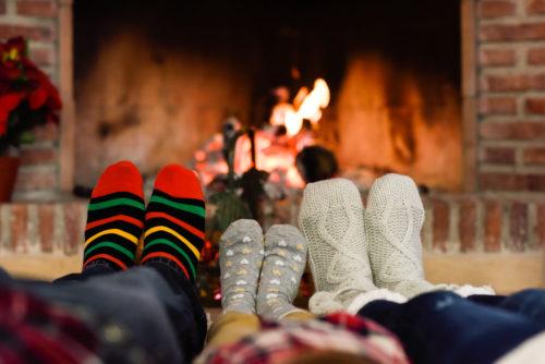 Calor en casa . Navidad con Estufas en JuJuJu Aquacenter Benissa Costa Blanca
