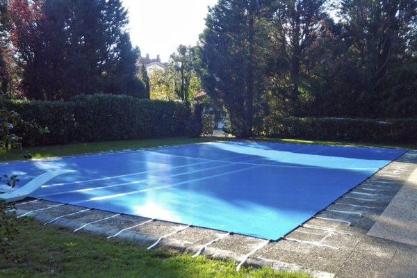 Cubierta invierno para piscina iaso en jujuju aquacenter benissa