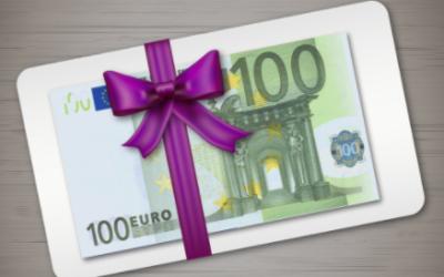 JuJuJu Aquacenter REGALA un vale de 100 € por el comentario más alegre