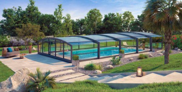Cubierta para la piscina en jujuju aquacenter benissa javea calpe moraira