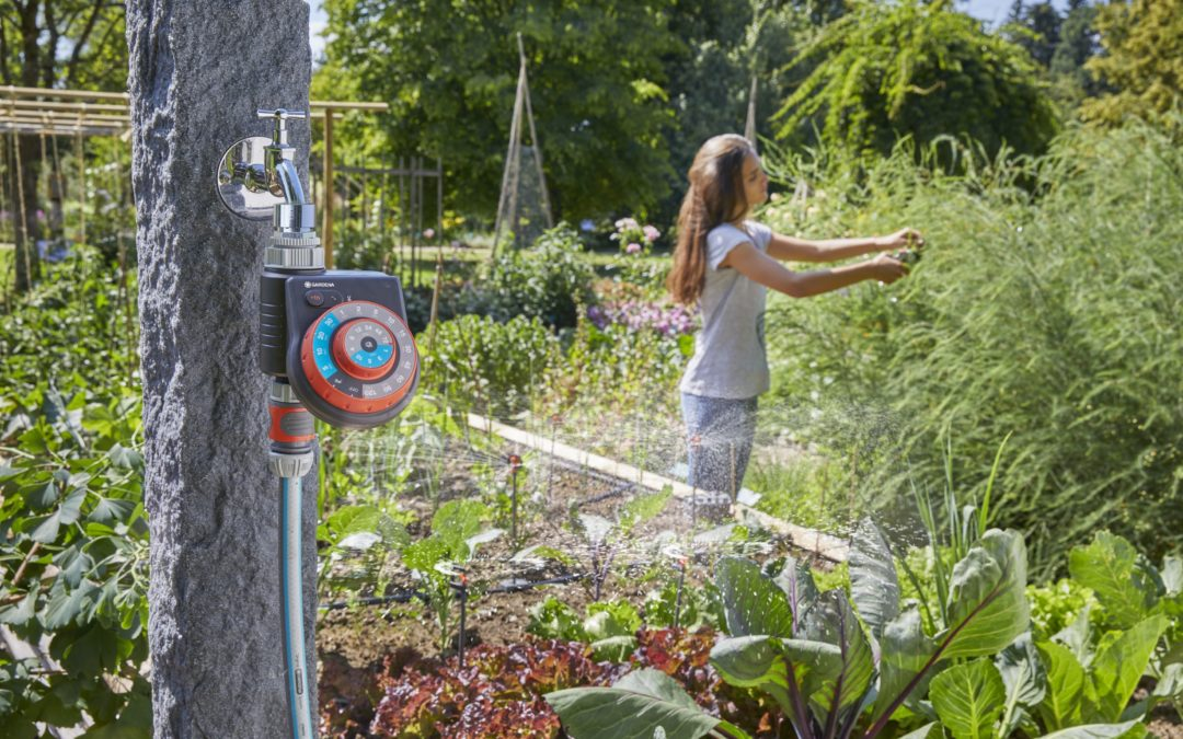 Primavera y jardineria con Gardena en jujuju aquacenter benissa calpe javea moraira