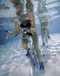 aquabike en jujuju aquacenter benissa javea moraira calpe . Tendencia en Europa es aqua fitness