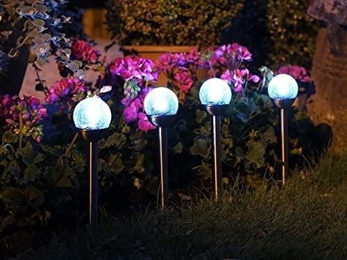 iluminación para el jardin en jujuju aquacenter benissa