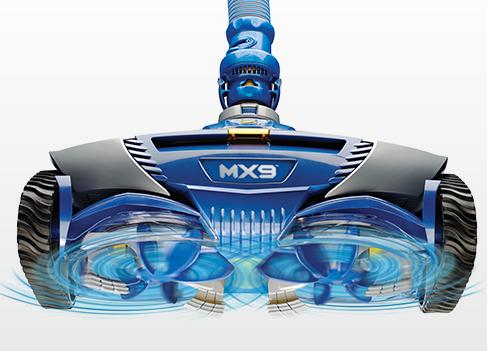 Pool Robot MX 9 Zodiac en jujuju aquacenter benissa