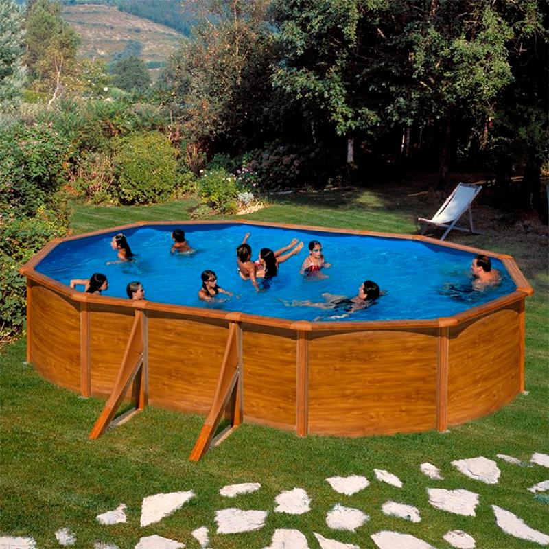 piscina elevada Pacific Ovalada gre en jujuju aquacenter benissa