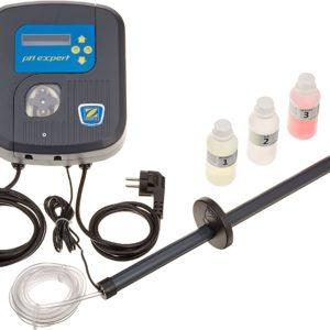 Automatic pH regulator