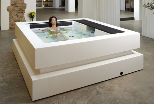 spa cube auqavia en jujuju aquacenter benissa costa blanca