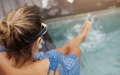 """Producto más sano para embarazadas con tabletas de cloro sin """"ácido bórico"""" para tu piscina"""