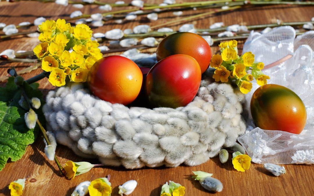 Tradiciones gastronómicas en Semana Santa – JuJuJu Aquacenter te desea FELICES PASCUAS