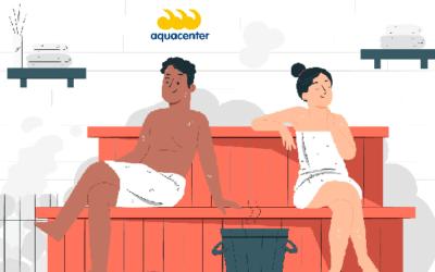 Los 4 pasos para usar la SAUNA relajante y saludable. Preparativos para un antes, durante y después
