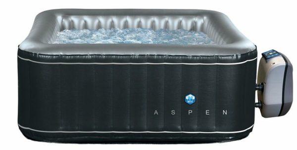 spa hinchable 4 plazas netspa Aspen en jujuju aquacenter