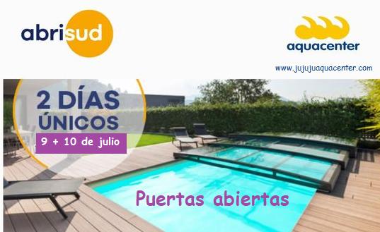 PUERTAS ABIERTAS Abrisud – 9 y 10 de julio en JuJuJu Aquacenter Benissa