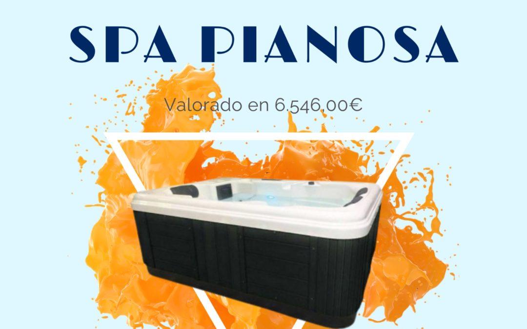 Sorteamos un SPA-Whirlpool Pianosa de Fluidra (valor 6.500 €)