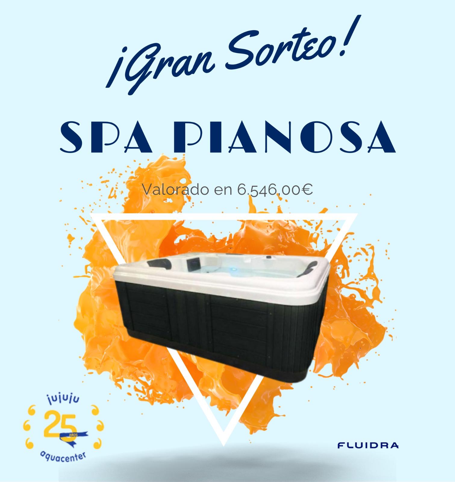Gran sorteo spa pianosa jujuju aquacenter benissa jalon javea denia calpe altea benidorm teulada moraira